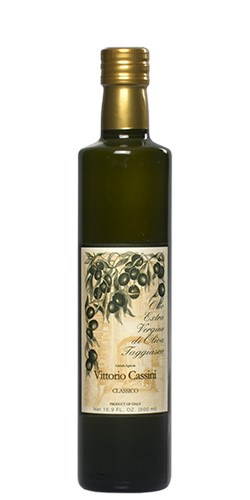 Extra Virgin Taggiasca Olive Oil – Classic 500 ml.